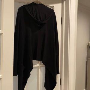 Splendid Thermal type sweatshirt/jacket. Size L